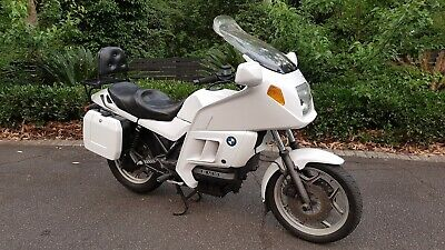 BMW K100LT great example 1991 ex police bike, very quiet motor. 126,673 kms.