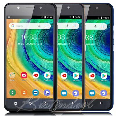 Cheap GSM Unlocked Android8.1 WIFI DuaL SIM 4Core AT&T T-Mobile Smart Cell Phone