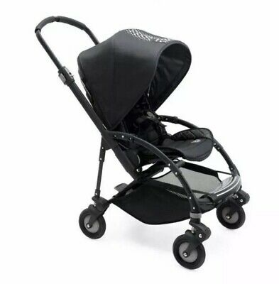 Bugaboo Bee Limited Edition Deisel Black With Studs