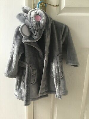 6-12 Months Dressing Gown