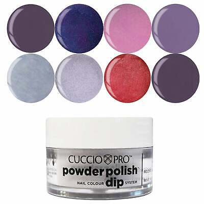 Cuccio Pro Powder Polish Nail System Dipping Powder - Drama Queen Collection Set