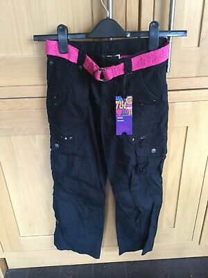 marks and spencer Girls Trousers Age 9