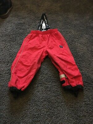 Polarn O Pyret Waterproof Trousers Age 2-3 Or 92