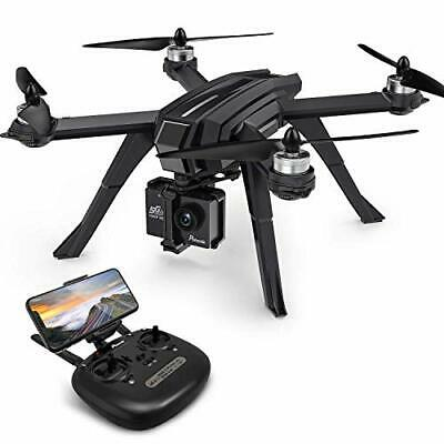 Potensic Drone GPS con cámara 2K HD FPV Video en Vivo, 5G WiFi Regreso a casa,