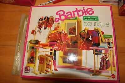 Barbie United Colors of Benetton NRFB