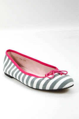 BALLERINAS DOLLY TWO Tone Womens Vintage shoes Ballet Pretty