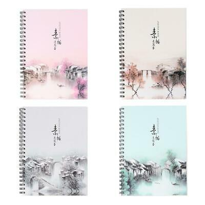 32 Sheets Sketchbook A4 Paper Drawing Painting Graffiti Sketch Book Memo K1B