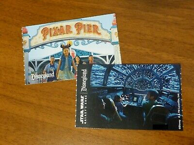 TWO Disneyland 2-Day, 1-Park-Per-Day Tickets - Exp. 9/15/2020 *Adult or Child*