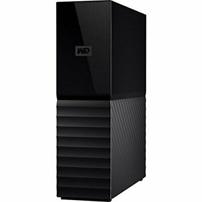 Western Digital WD 8TB USB 3.0 My Book Hard Drive HDD