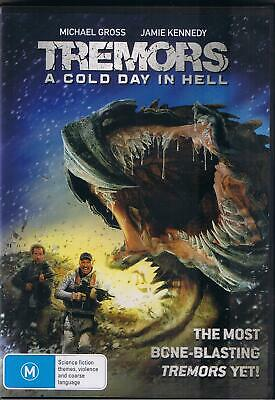 """Jamie Kennedy      """"Tremors - A Cold Day In Hell""""    R.4   Like New   Dvd"""