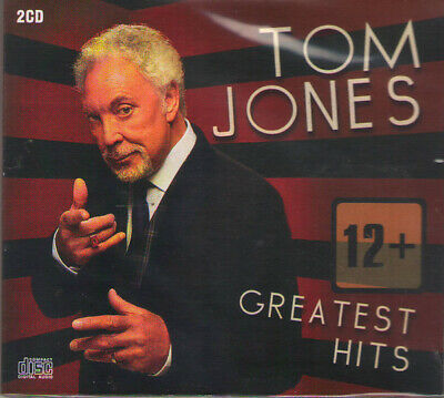 Tom Jones Greatest Hits Best songs Collection Music 2 CD