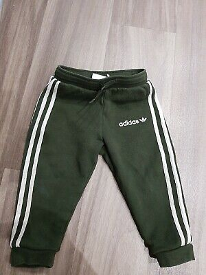 Adidas Tracksuit Bottoms Age 12- 18 Month