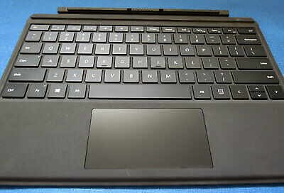 Microsoft FMM-00015 Surface Pro 4 Type Cover - Charcoal / black