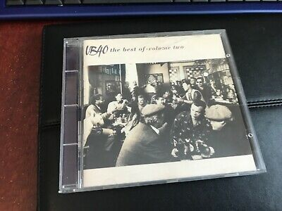UB40 The Best Of Volume Two CD.