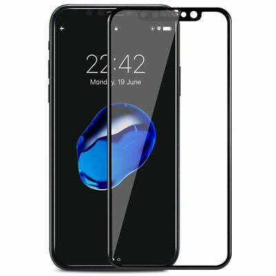 100%Geniune Screen Protector For iPhone X XR XS MAX 11 11 PRO MAX Tempered Glass