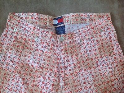Tommy Hilfiger Girls Trousers - Capri Pants - Cutt Offs - Age 8 - New