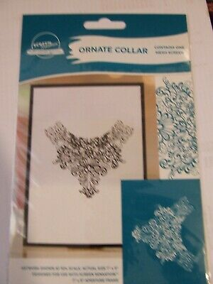 "New!  Screen Sensation 5X7"" Screen Ornate Collar Stunning  Rrp £12.99"