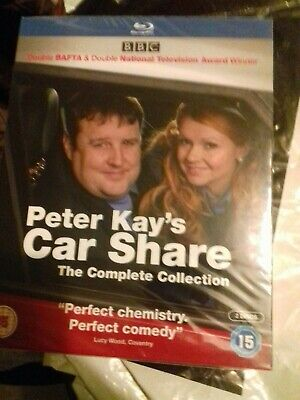 Peter kay car share box set Blu-rayComplete series brand new and factory sealed