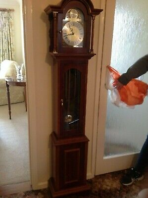 Granddaughter Clock, Tempus Fugit