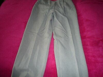 Vintage Ladies/ Girls Trousers  Size 12 Classic Office Style