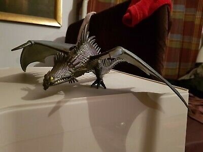 How to Train your Dragon 2 Toothless and *RARE* Skrill large figures