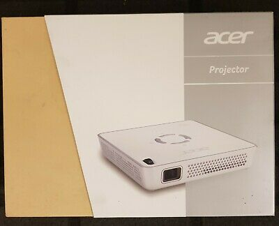 Acer C101i Portable Projector WVGA Resolution, 150 Lumens, NEW, SEALED