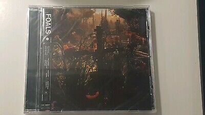 Foals - Everything Not Saved Will Be Lost Part 2 CD