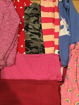 girls winter bundle jeans,tops etc gap new look etc age 10/11/12 years