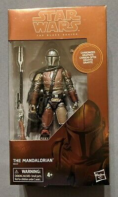 ‎ Star Wars Black Series The Mandalorian Carbonized Collection Target Exclusive