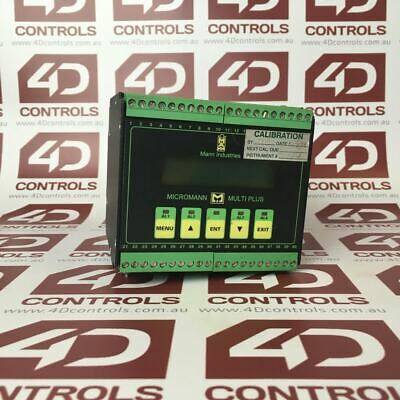 RI-4 | Mann Industries | 4 Channel RTD Input Module - Used