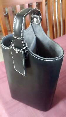 Wine Carrier - Leather