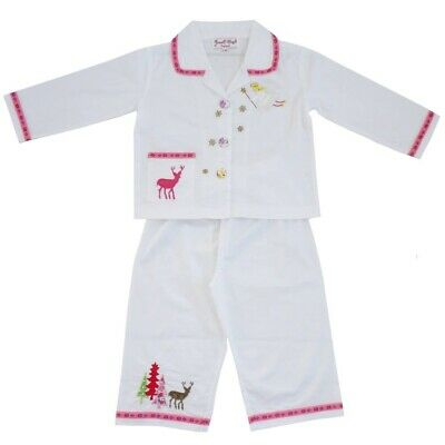 Powell Craft Christmas Pyjamas Age 2 -3 Years