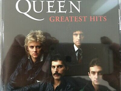 QUEEN - Greatest Hits - Remastered CD 2011 Island / Universal Australia AS NEW!