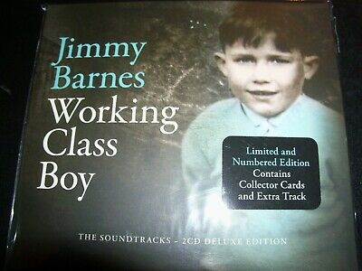 JIMMY BARNES Working Class Boy The Soundtracks (Limited Deluxe Edition) 2 CD NEW