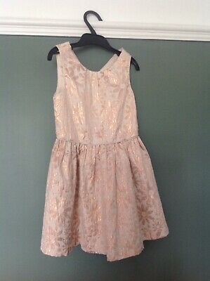 Autograph Marks And Spencer Girls Dress Age 5-6