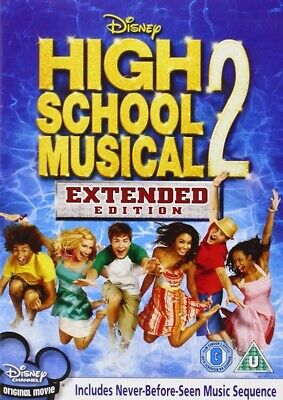 High School Musical 2 Extended Edition DVD - Zac Efron