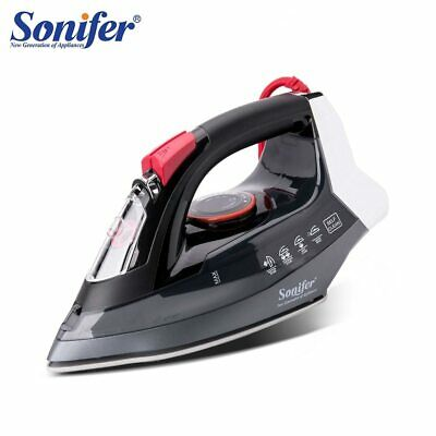 2200W Electric Irons Steam Flatiron For Clothes High Quality Multifunction Ceram