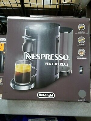 Nespresso ENV155T VertuoPlus Deluxe Coffee and Espresso Machine by De'Longhi