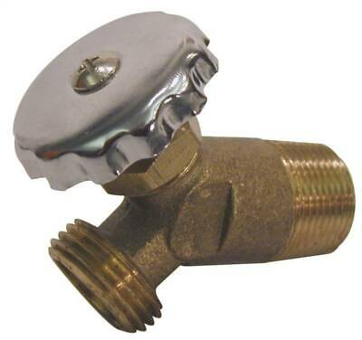 Mueller ProLine 102-816 Heavy-Duty Water Heater Drain Valve Brass