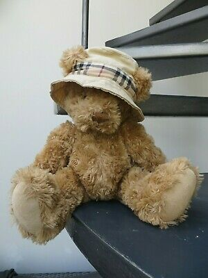 Adorable ours ourson peluche BURBERRY