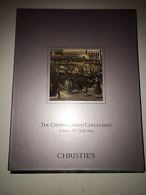 CHRISTIE'S The Champalimaud Collection Vol 2005 London July 6 & 7 2005