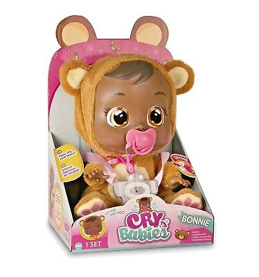 New toys Cry Babies BONNIE.Baby.Doll Removable Add Water,for sweet gift birthday