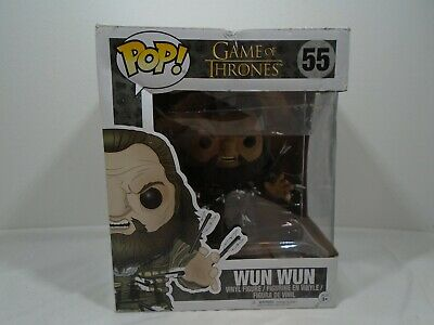 Funko Pop Game of Thrones™: Wun Wun 6 Inch Vinyl Figure Item #12222