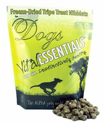 Vital Essentials Purely Raw Freeze-Dried Tripe Treats for Dogs 1 Pound