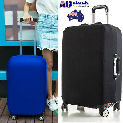 """20"""" 24"""" 28"""" Elastic Protective Travel Luggage Suitcase Cover Case Anti-scratch"""