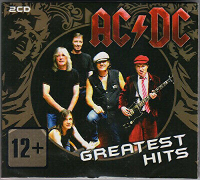 AC/DC  GREATEST HITS Collection 2CD z