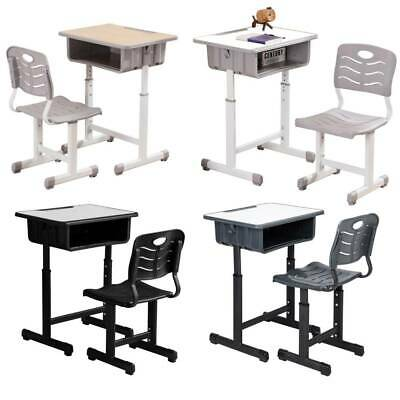 Astonishing Small Computer Desk Chair Set Hutch Study Table Student Kids Ibusinesslaw Wood Chair Design Ideas Ibusinesslaworg