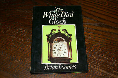 The White Dial Clock By Brian Loomes