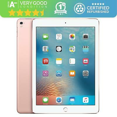 "Apple iPad 9.7"" 6th Generation 32GB Rose Gold WIFI Grade A-"