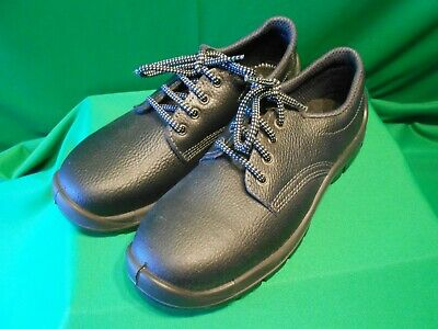 Work Shoes With Steel Toe Cap